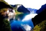 Au coeur des fjords de Norvège