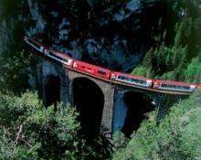 La Suisse, entre lacs et montagnes